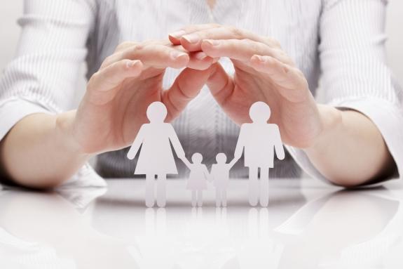 وکیل-خانواده